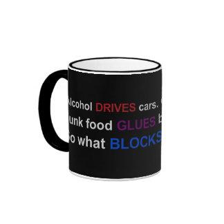 What happened to personal accountability coffee mug