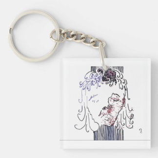 What Happened to Sally Keychain by Rolli