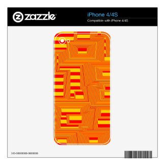 what happened to the stripes skin for the iPhone 4