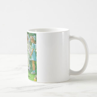 What Happened to your Hands Coffee Mug