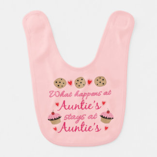 What happens at Auntie's Baby Bib