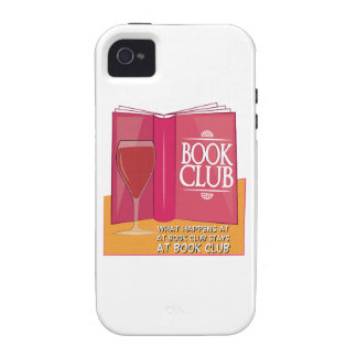 What Happens At Book Club iPhone 4/4S Covers