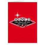 What Happens At Bunco Stays At Bunco Fun Card