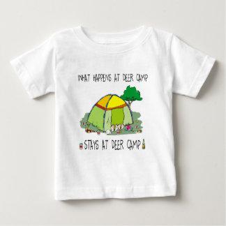 What Happens At Deer Camp... Baby T-Shirt