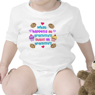 What happens at Grammy's stays at Grammy's T Shirt