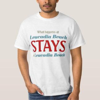 What happens at leucadia beach T-Shirt