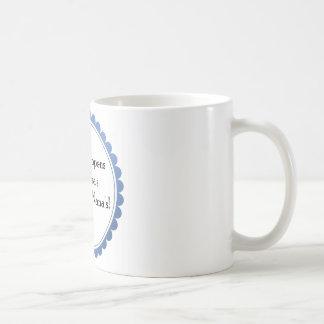 What Happens At Nana's... STAYS at Nana's Classic White Coffee Mug