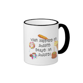 What Happens at Nonni's STAYS at Nonni's Ringer Coffee Mug