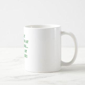 What Happens at the Lake Stays at the Lake Coffee Mug