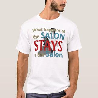 What happens at the salon T-Shirt