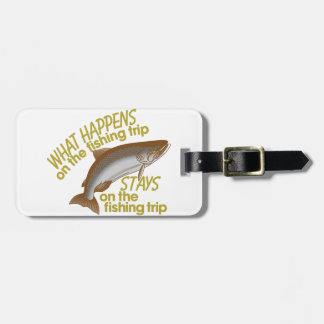 What Happens Bag Tag