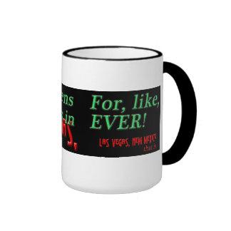 What Happens black mug