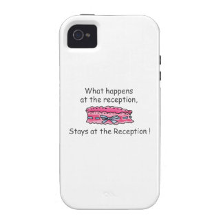 WHAT HAPPENS... VIBE iPhone 4 CASES