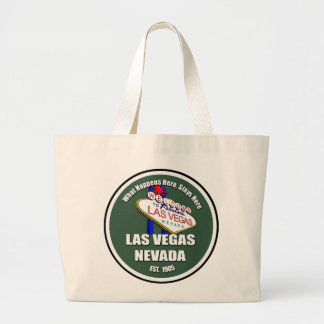What Happens Here, Stays Here, What Happens Here, Large Tote Bag