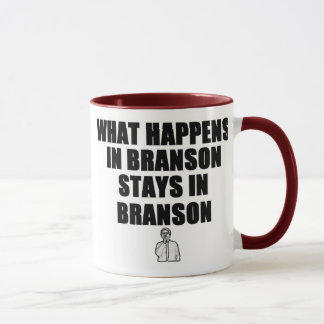 What Happens In Branson Stays In Branson Mug