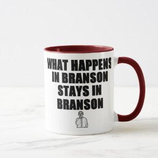 What Happens In Branson Stays In Branson Mug