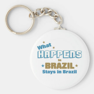 What happens in brazil keychains