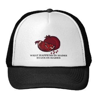What Happens In Hades... Trucker Hat