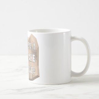 What Happens In Man Cave Stays In Man Cave Coffee Mug