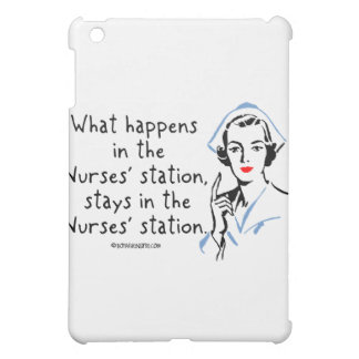 What Happens in the Nurses Station Case For The iPad Mini