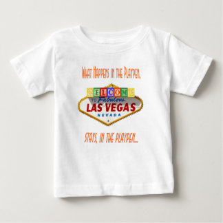 What Happen's In The Playpen LV Infant Shirt