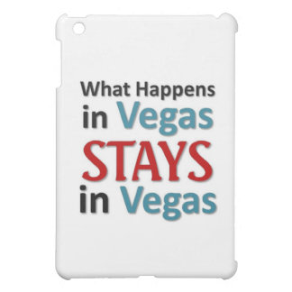 What happens in Vegas Cover For The iPad Mini