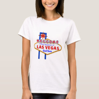 What Happens In Vegas fitted shirt