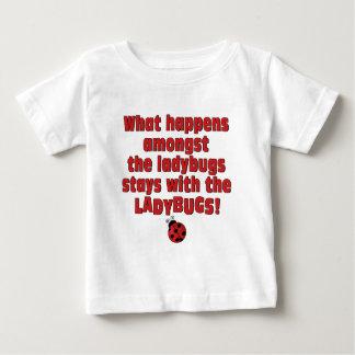 What Happens  . . . Ladybugs Tee Shirt