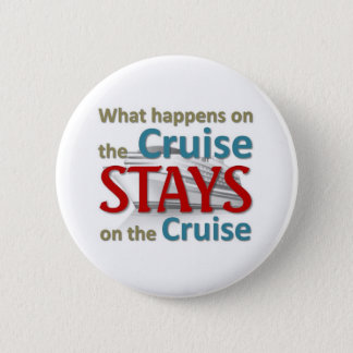 What happens on the cruise pinback button