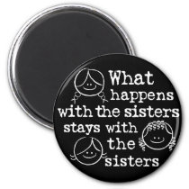 What Happens with the Sisters Magnet