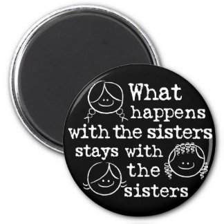 What Happens with the Sisters Magnets
