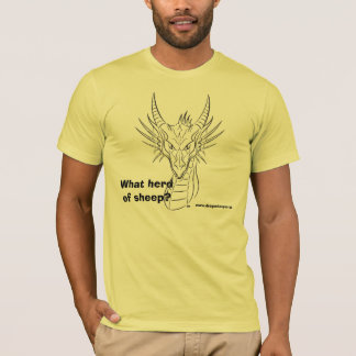 What herd of sheep? T-Shirt