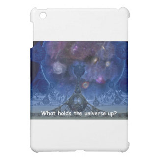 What holds the universe up? iPad mini cover