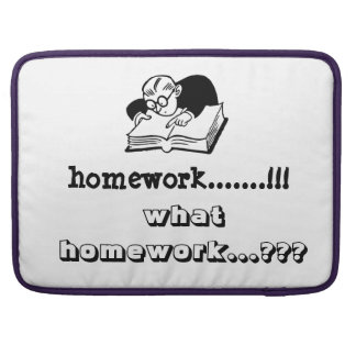 what homework Mac book Pro cover Sleeves For MacBook Pro