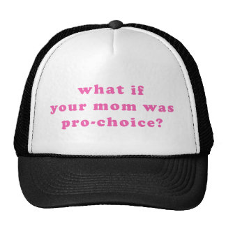 what-if01(pink) hat