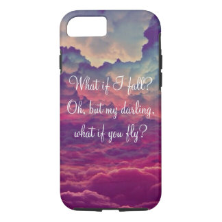 What if I fall? iPhone 7 Case
