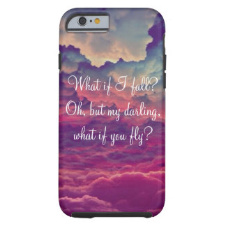 What if I fall? Tough iPhone 6 Case