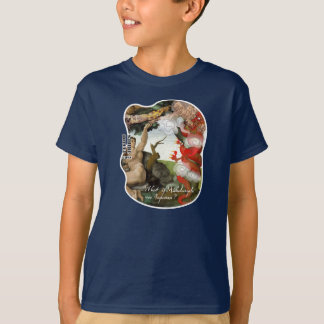 What if Michelangelo was Japanese? T-Shirt