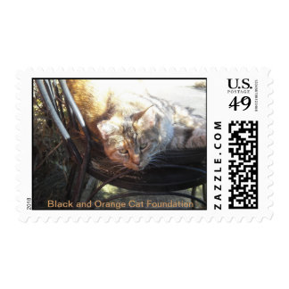 What, I'm comfy!? Postage Stamp