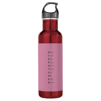 What is a Dispatcher Stainless Steel Water Bottle
