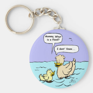 What is a flood. keychain