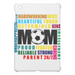 What is a Soccer Mom.png iPad Mini Cover