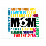 What is a Soccer Mom.png Post Cards