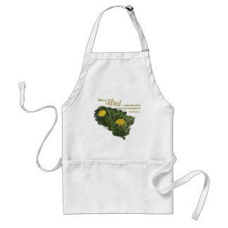 What is a weed Apron