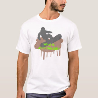 What is adrenaline T-Shirt