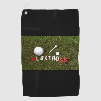 What is an albatross in golf? Golf Towel