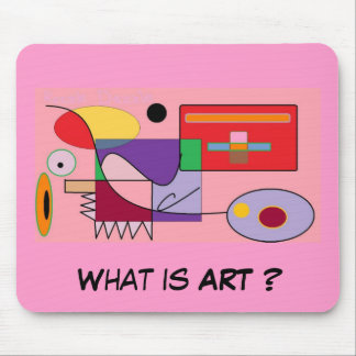 What is ART ?, Mousepad