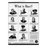 What is Beer? Cards