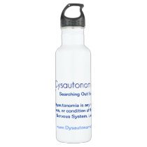 What is Dysautonomia? Dysautonomia SOS H2O Bottle