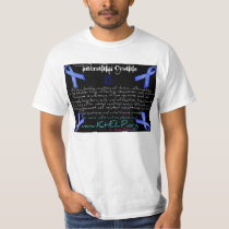 What is Interstitial Cystitis Tee shirt